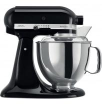Robot kuchyňský Artisan KitchenAid 5KSM175PSEOB černý 4,8 ltr.