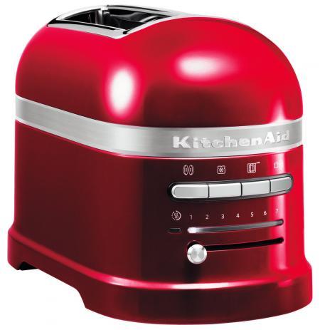 Toustovač Artisan KitchenAid 5KMT2204, červená metalíza