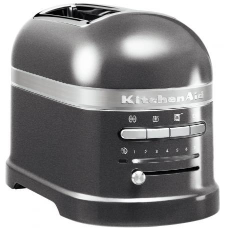 Toustovač Artisan KitchenAid 5KMT2204EMS stříbřitě šedá