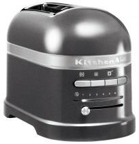 Toustovač Artisan KitchenAid 5KMT2204EMS, stříbřitě šedá