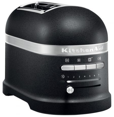 Toustovač Artisan KitchenAid 5KMT2204 matná černá