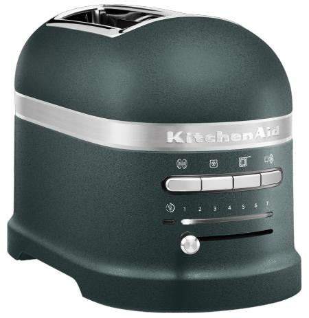 Toustovač Artisan KitchenAid 5KMT2204, lahvově zelená