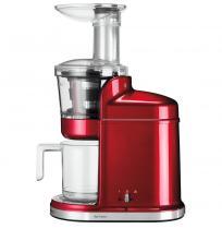Odšťavňovač nízkootáčkový Artisan KitchenAid 5KVJ0111- červená metalíza