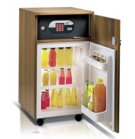 Absorbční hotelový minibar C420 BAR