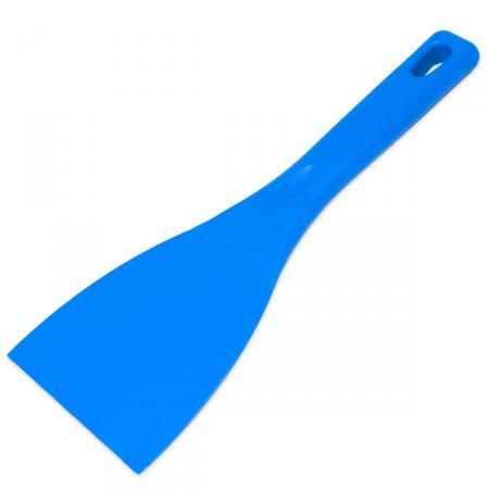 Špachtle na těsto plastová flexi ACSTF10, modrá, +200°C