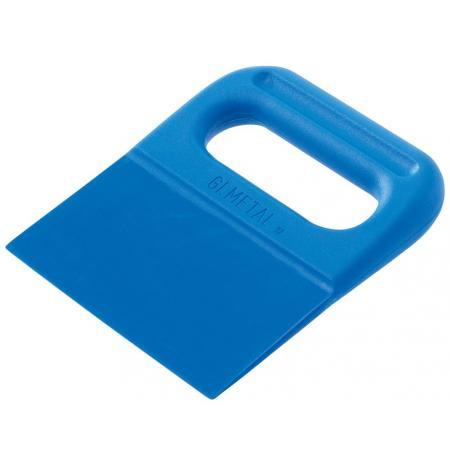 Kráječ těsta plastový, modrý, +200°C