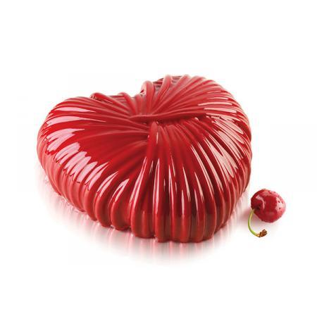 Forma silikonová uniflex plastické Srdce LOVELY 1200
