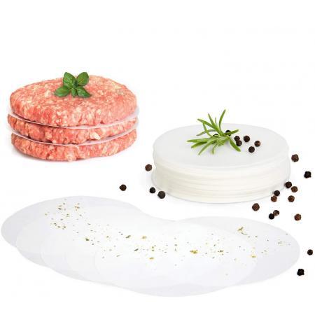Papír na prokládání hamburgerů, pr.10cm, 1000ks