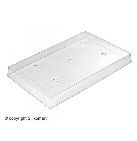 Víko polykarbonátové 600x400x55mm I-GLOO