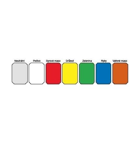 Deska plastová barevná DP 6402