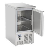 Chlazený stůl saladeta nerezová CRX 45A, 1 dvéřová