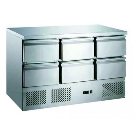 Chladící stůl Saladeta MS-1371D6GR