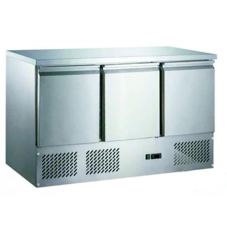 Chladící stůl Saladeta MS-1371GR, 3x dveře