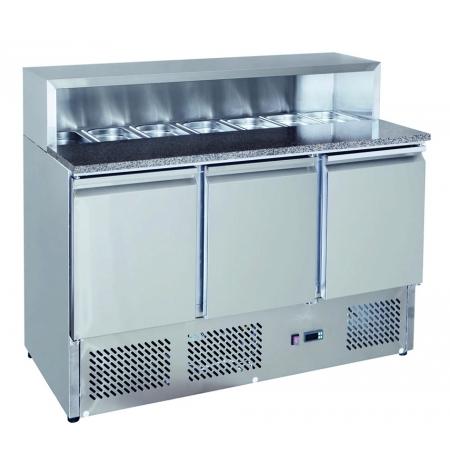 Chladící stůl Pizza Saladeta MPS-1370GR