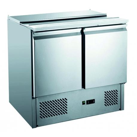 Chladící stůl Saladeta MS-900GR, 2x dveře