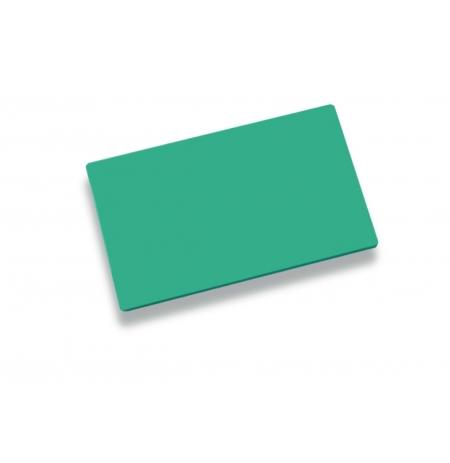 Deska krájecí 40x30x2cm zelená, PE HD 500