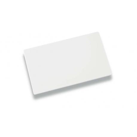 Deska krájecí 40x30x2cm bílá, PE HD 500