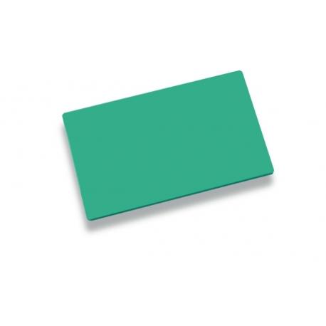 Deska krájecí 50x30x2cm zelená, PE HD 500