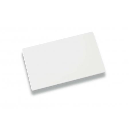 Deska krájecí 60x40x2cm bílá, PE HD 500