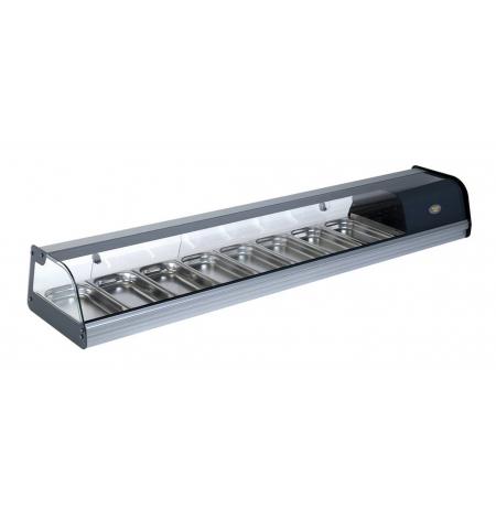 Vitrína stolní chladící TPR 80, Tapas, Sushi