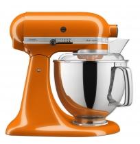 Robot kuchyňský Artisan KitchenAid 5KSM175PSEHY medová HONEY, 4,83 ltr.