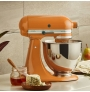 Robot kuchyňský Artisan KitchenAid 5KSM175 žlutá 4,83 ltr.