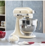 Robot kuchyňský Artisan KitchenAid 5KSM175 mandlový 4,83 ltr.