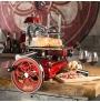 Nářezový stroj setrvačníkový Berkel Flywheel Tribute červený