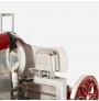 Nářezový stroj elektrický poloautomatický Berkel Volano B116SA červený