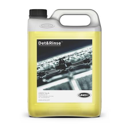 Mycí prostředek DET&Rinse™ pro konvektomaty a pece UNOX, balení 2 x 5 litrů