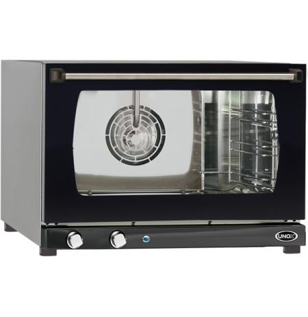 Elektrická cukrářská pec LineMiss UNOX XFT 113 Manual Humidity