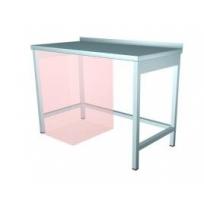 Nerezové pracovní stoly